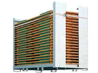 Container für Tischgarnituren