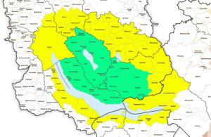 Karte Liefergebiete Vermietung