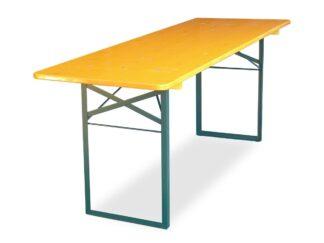 Partytisch einzeln 220x67 cm