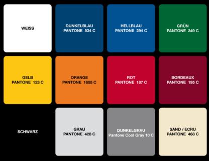 Stoff-Farben MASTERTENT