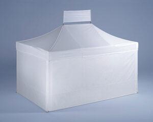 Seitenwand standard für Zelt mieten